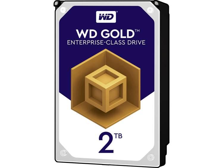 Western Digital WD2005FBYZ Harde schijf (3.5 inch) 2 TB Gold⢠Bulk SATA III