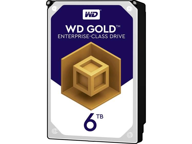 Western Digital WD6002FRYZ Harde schijf (3.5 inch) 6 TB Gold⢠Bulk SATA III