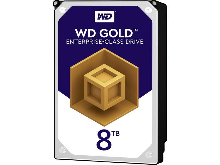 Western Digital WD8003FRYZ Harde schijf (3.5 inch) 8 TB Gold⢠Bulk SATA III
