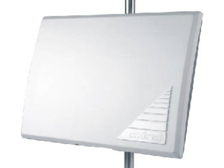 Axing Actieve DVB-T-antenne plat Buiten en binnen 22 dB