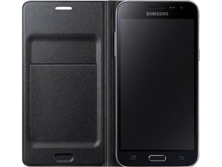 Samsung J5 2016 J510 Flip Wallet Black EF-WJ510PBEGWW