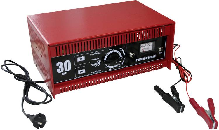 Image of Acculader Absaar 12 V, 24 V