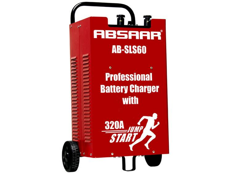 Absaar Acculader 12 V, 24 V