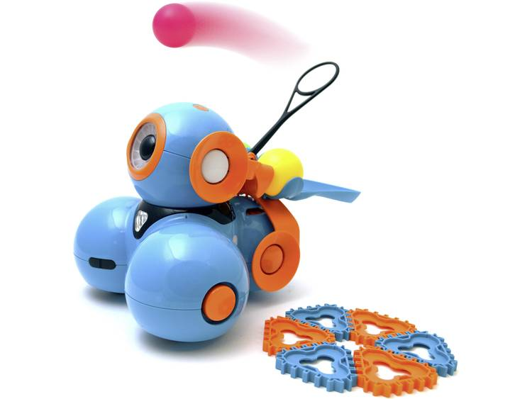 Wonder Workshop Launcher Catapult voor Dash speelgoedrobot