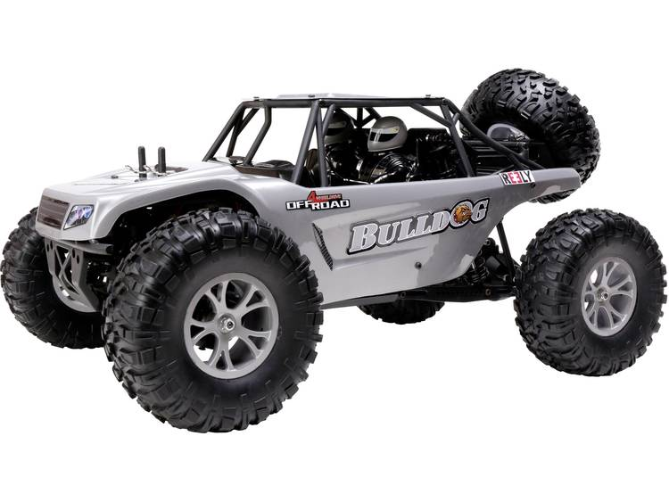 Reely Bulldog 1:10 Brushed RC auto Elektro Buggy 4WD RTR 2,4 GHz