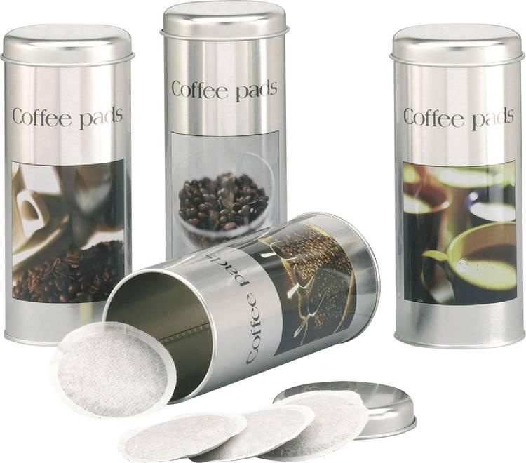 Image of Voorraadbus voor koffiepads ScanPart Kaffeepaddose