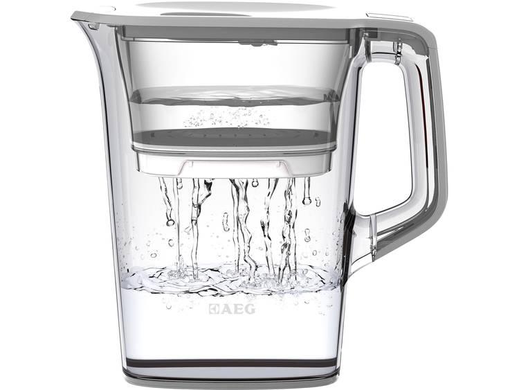 Waterfilter AEG AWFLJL1 – AquaSense 9001669804 2.3 l Wit