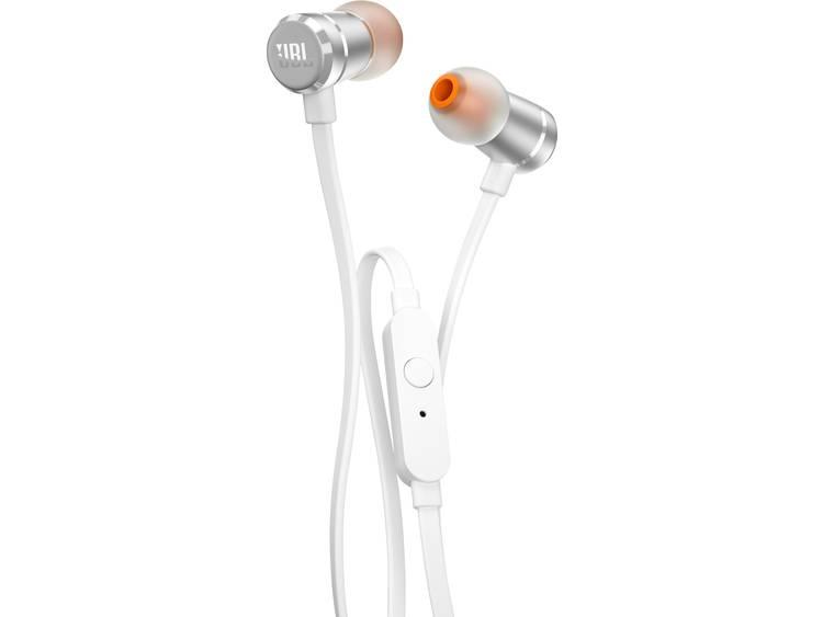 JBL Harman Koptelefoon In Ear Headset Zilver