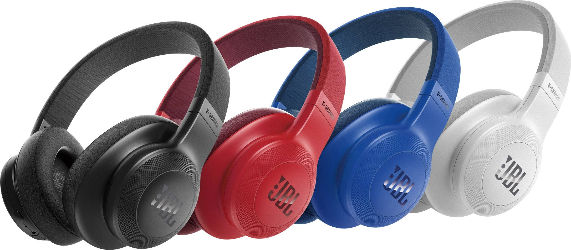 jbl koptelefoon. jbl harman e55bt bluetooth koptelefoon over ear vouwbaar, headset zwart jbl