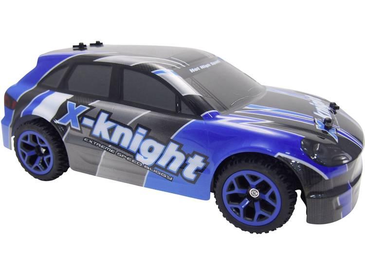 Amewi 22223 1:18 RC modelauto voor beginners Elektro Straatmodel 4WD Incl. accu, oplader en batterij