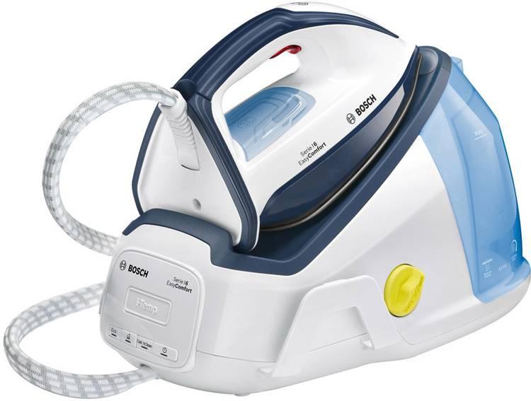 Image of Bosch Haushalt EasyComfort TDS6010 Stoomstrijkstation 2400 W Wit, Lichtblauw