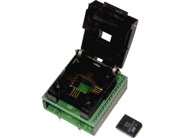 Adapter voor GALEP Conitec 210843 Uitvoering 28-polige DIL op 32-polige PLCC EPROM