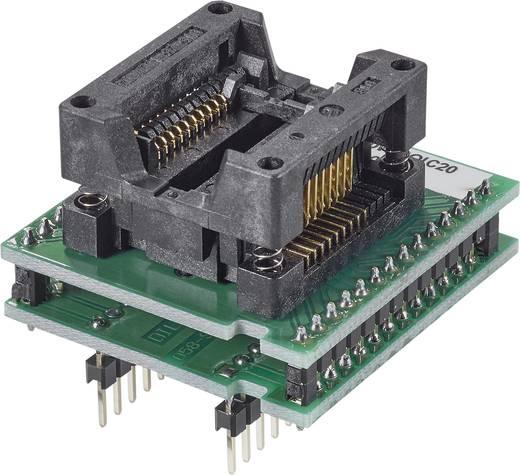 Adapter voor GALEP Conitec 210843 Uitvoering (algemeen) 28-polige DIL op 32-polige PLCC EPROM
