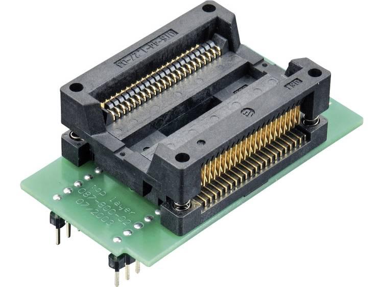 Adapter voor ELNEC-programmeur 70-0071 Elnec 70-0071 Uitvoering DIL 44-PSOP 44 ZIF 600 mil