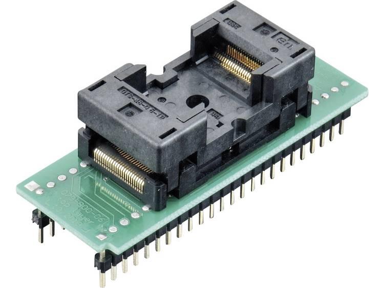 Adapter voor ELNEC-programmeur 70-0065 Elnec 70-0065 Uitvoering DIL 48-TSOP 48 ZIF 18,4mm