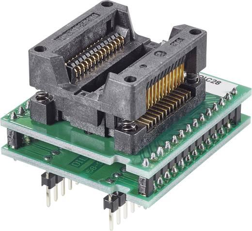 Adapter voor ELNEC-programmeur 70-0023 Elnec Uitvoering (algemeen) DIL 28/SOIC 28 ZIF 300 mil