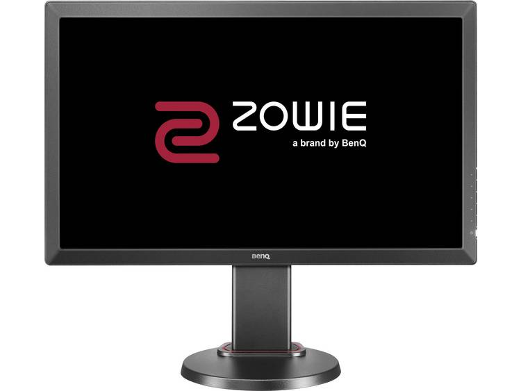 LED-monitor 61 cm (24 inch) Zowie RL2460 Energielabel B 1920 x 1080 pix Full HD 1 ms HDMI, DVI, VGA TN LED