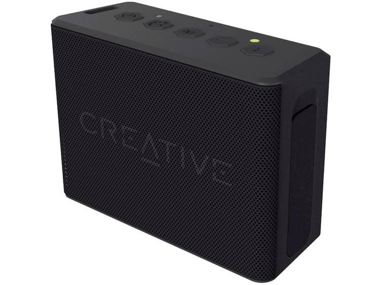 Creative Labs MUVO 2c Stereo Rechthoek Zwart