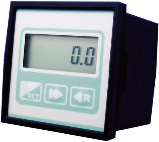 B.I.O-TECH e.K. FCC-01-CO Flowcontroller / voorkeuzeteller met potentiaalvrij relaiscontact (l x b x h) 88 x 72 x 72 m