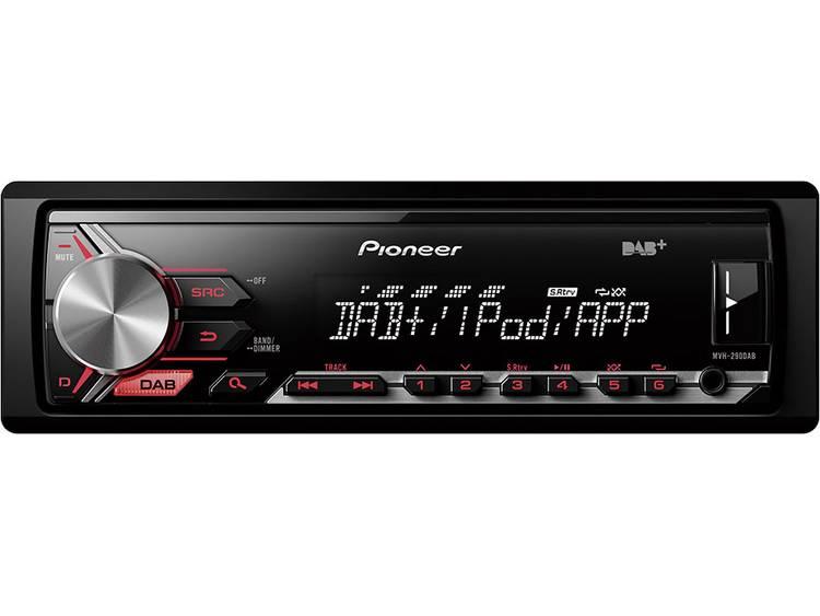 Pioneer autoradio-CD speler MVH290DAB