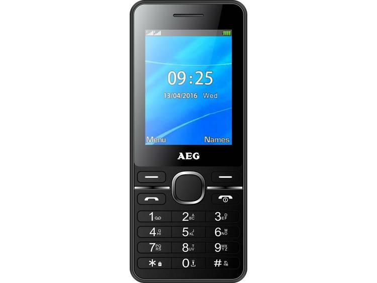 AEG Senioren mobiele telefoon Zwart