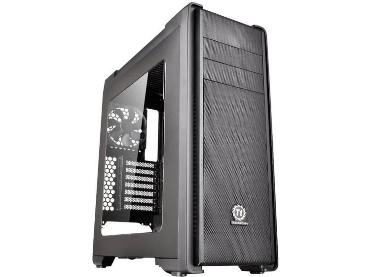 Thermaltake Thermaltake, Versa C21 RGB ATX Mid-Tower Chassis Black (CA-1G8-00M1WN-00)