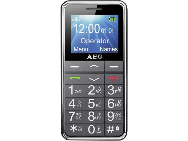 AEG M250 Tlf. Klassieke mobiel LCD 1,8 Bibanda SOS