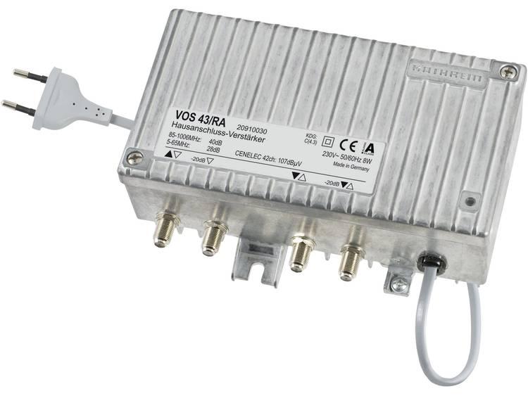 Kabeltelevisieversterker Kathrein VOS 43/RA 40 dB