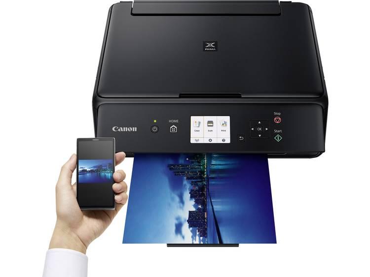 Canon PIXMA TS5050 Multifunctionele inkjetprinter Printen, Scannen, Kopiëren WiFi