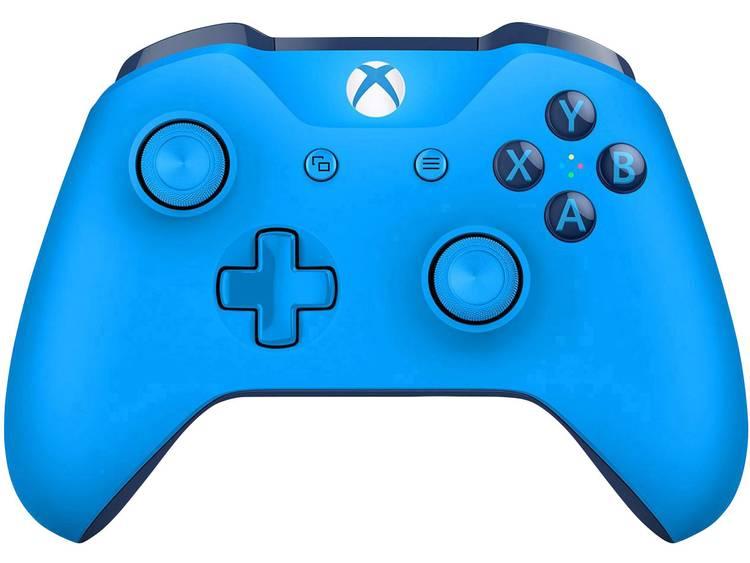 Microsoft Xbox One, Draadloze Blue Controller (WL3-00020)