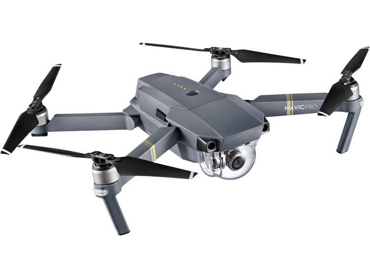 DJI Mavic Pro Fly More Combo Drone RTF Foto / video