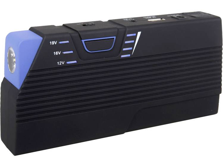 HP Autozubehör Mini Powerpack 20894 Snelstartsysteem Starthulpstroom 200 A
