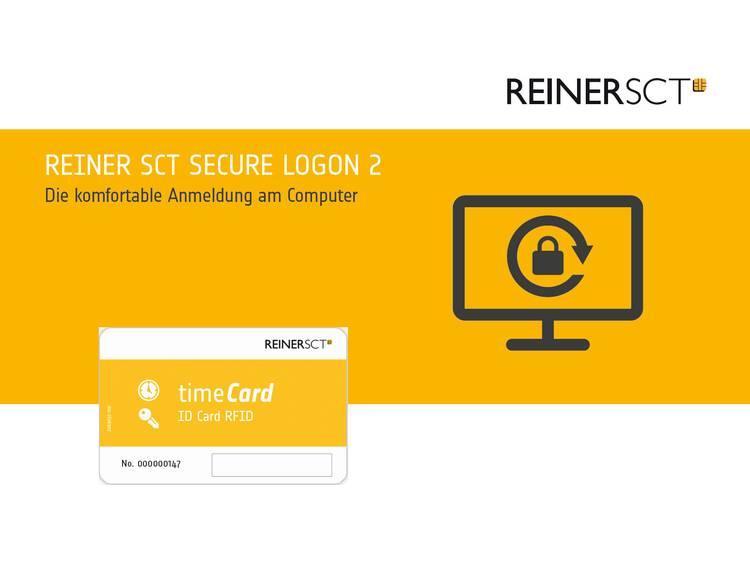 ReinerSCT Secure Logon 2 PC toegangssysteem