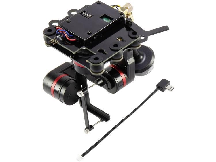 RC Logger X3 Mini Multicopter 3-assige gimbal Geschikt voor: RC Logger NovaX 350