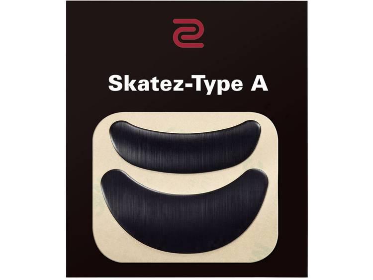 Mouse-glides Zowie Speedy Skatez-A Zwart