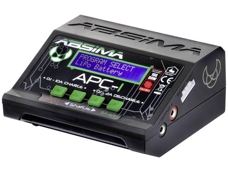 Absima APC-1 snellader (80W, Lipo, NiMH, LIHV etc)