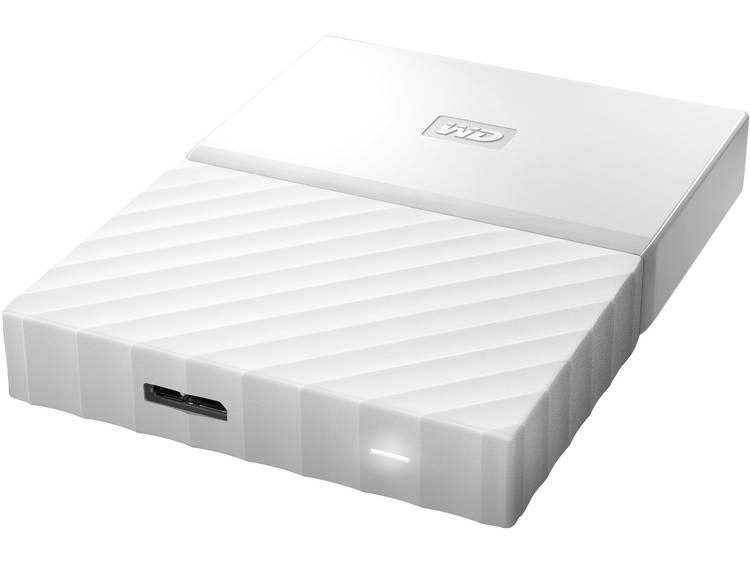 Western Digital My Passport⢠1 TB Externe harde schijf (2.5 inch) USB 3.0 Wit