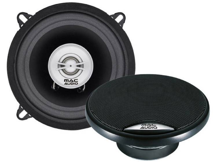 Mac Audio Edition 132 2-weg coaxiale inbouwluidspreker 180 W kopen