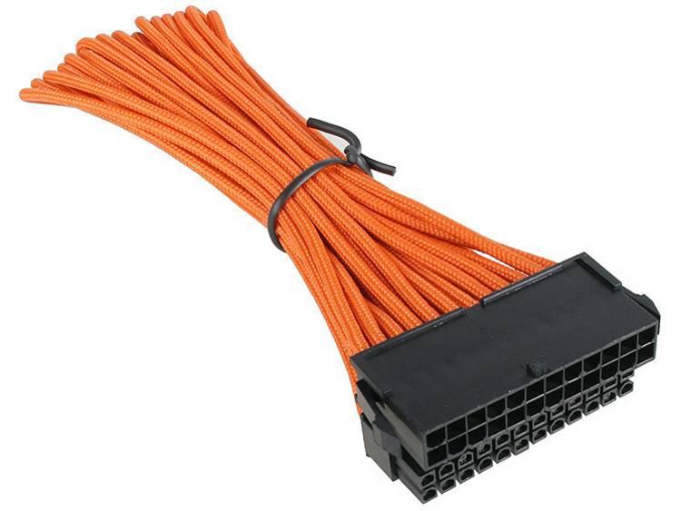 Bitfenix Stroom Verlengkabel [1x ATX stroomstekker 24 polig 1x ATX stroombus 2