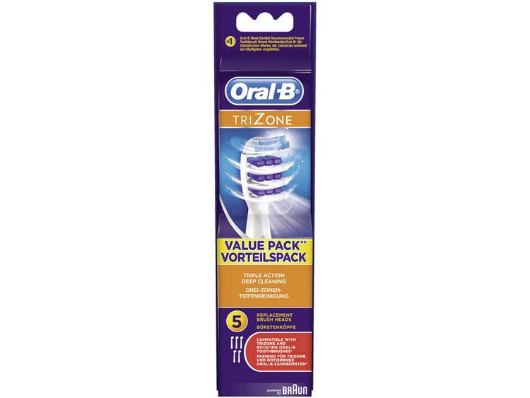 Oral-B TriZone 5-Pack