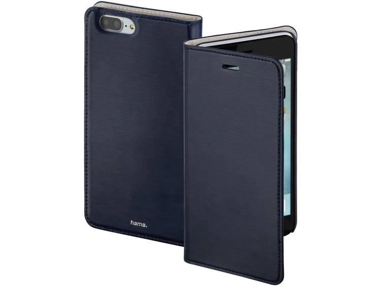 Hama Slim iPhone Flip Case Geschikt voor model (GSMs): Apple iPhone 7 Plus, Apple iPhone 8 Plus Marine