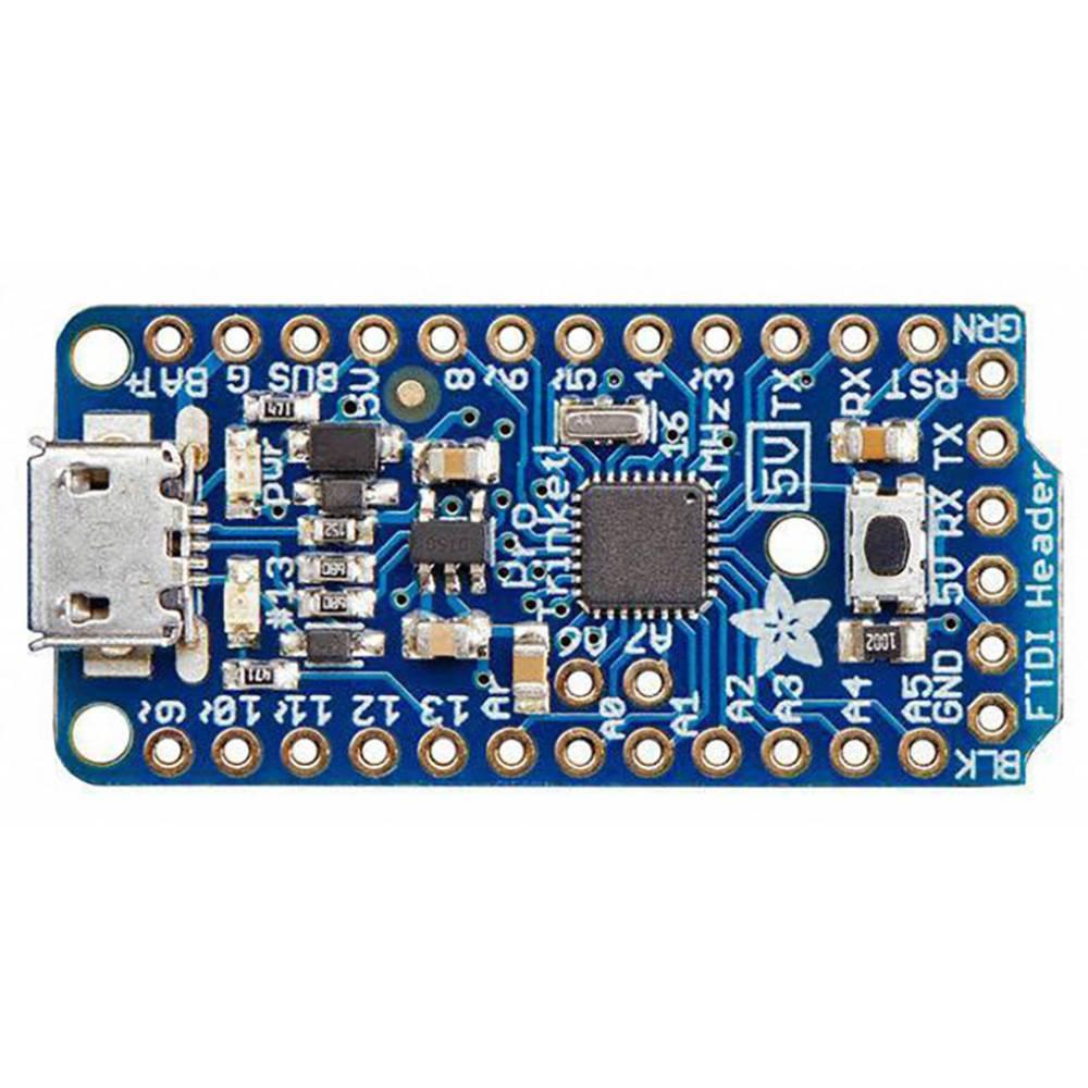 Adafruit Utvecklingskort Adafruit Pro Trinket - 5V 16MHz AVR® ATmega ATMega328