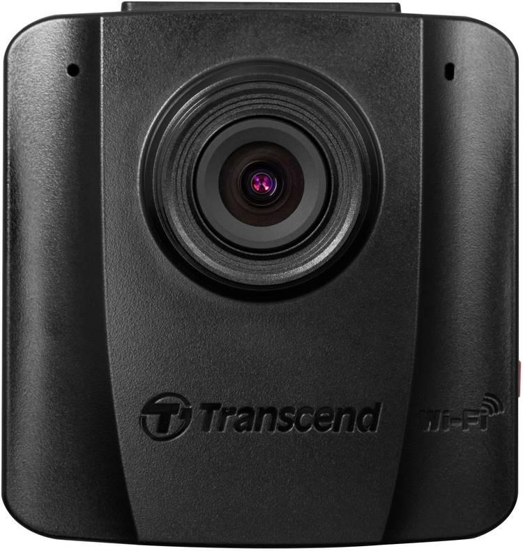Transcend DrivePro50 Dashcam Kijkhoek horizontaal (max.): 130  12 V. 24 V WiFi. Microfoon