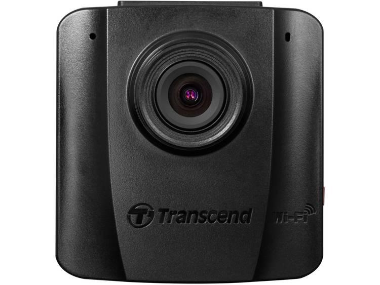 Transcend DrivePro50 Dashcam Kijkhoek horizontaal (max.) 130 ° 12 V, 24 V WiFi, Microfoon