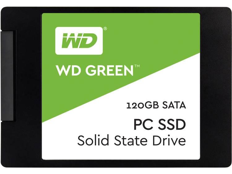 WD Green SSD, 120GB