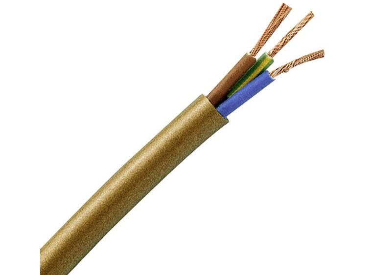 Kopp 151605844 Geïsoleerde kabel H03VV-F 3 G 0.75 mm² Wit 5 m