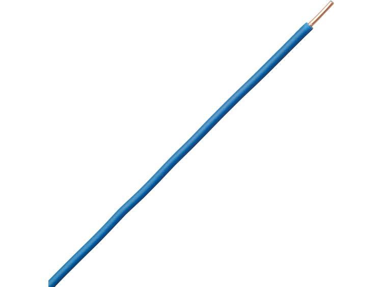 Kopp 154525006 Draad H07V-U 1 x 1.50 mm² Blauw 25 m