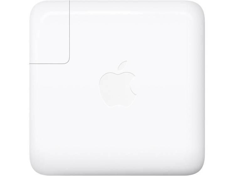 Laadadapter 87W USB-C Power Adapter Geschikt voor Apple type: MacBook