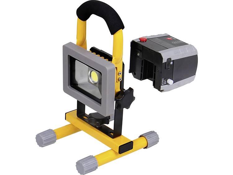 COB LED Werklamp werkt op een accu Shada 300170 10 W 750 lm
