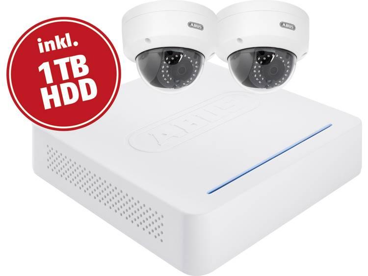 ABUS TVVR36021 Bewakingsset Met 2 camera's